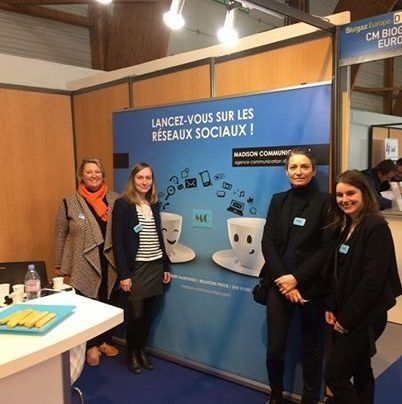 Madison Communication sur le Salon Biogaz Europe 2017 !