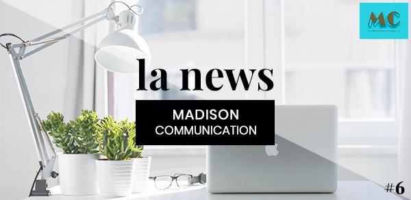 Newsletter #6 – Octobre 2019