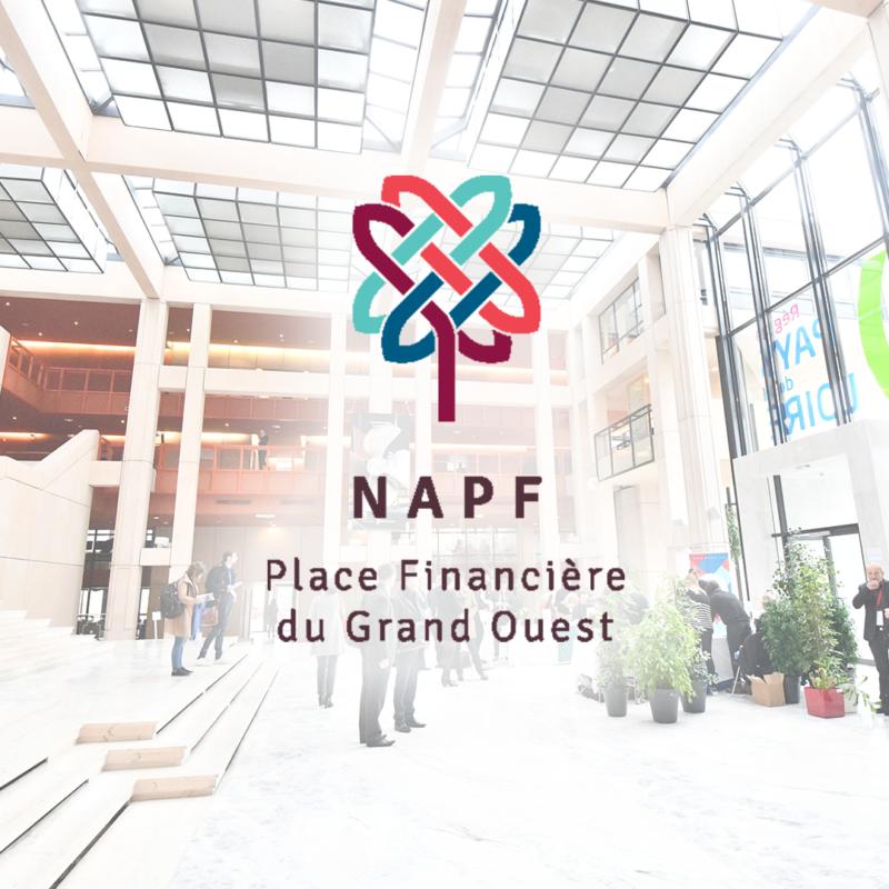 """Accompagnement dans l'organisation de l'événement """"La FinTech au service des entreprises de l'Ouest"""" – NAPF"""
