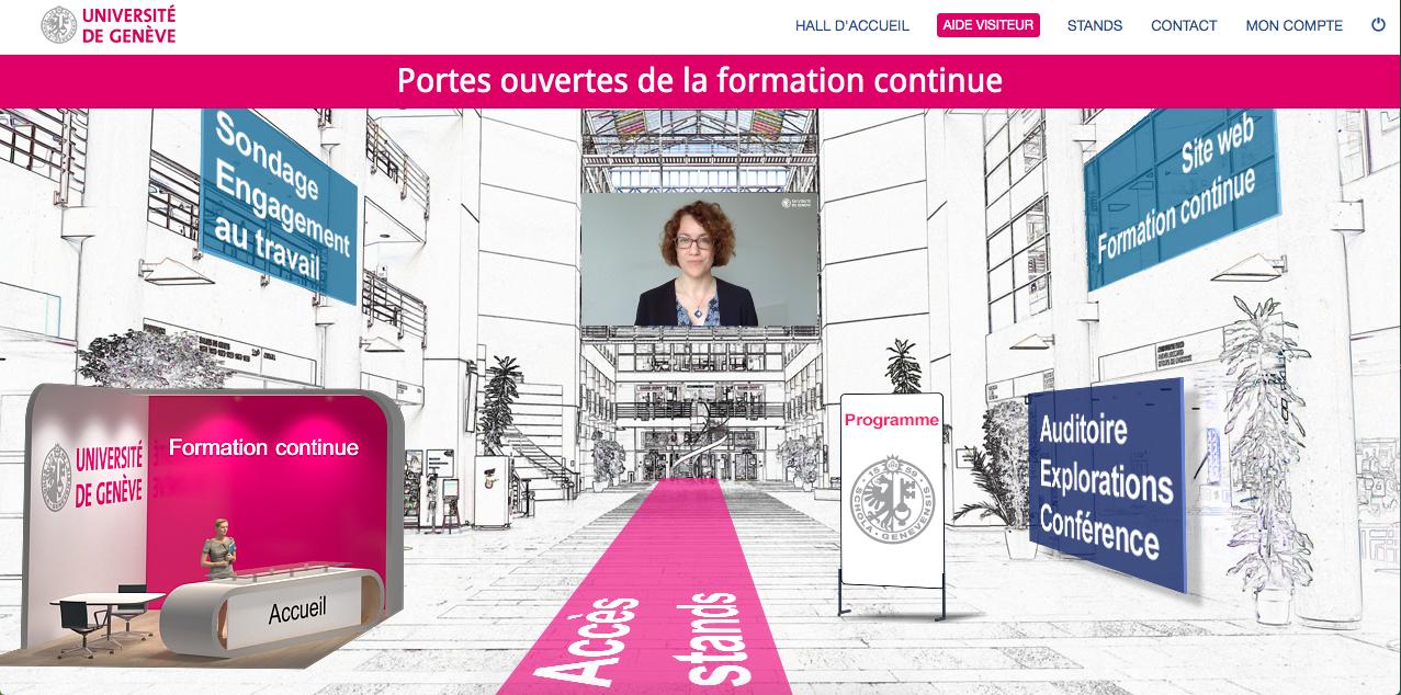 Salons virtuels, l'alternative du monde d'après ?
